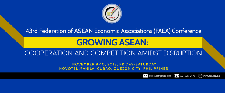 43rd Federation of ASEAN Economic Associations Conference