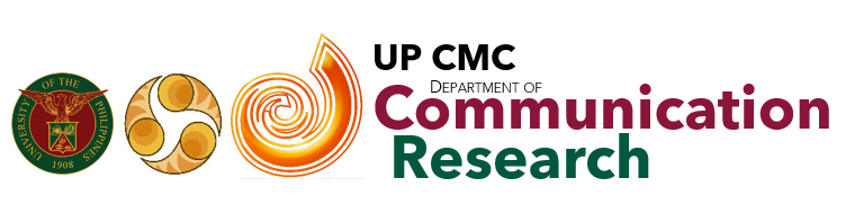Department of Communication Research – University of the Philippines Diliman College of Mass Communication