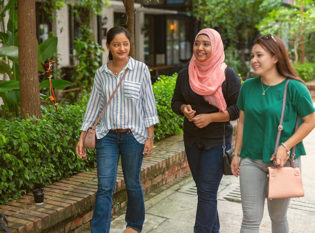 IW partner promotes Islamic narratives supportive of working women