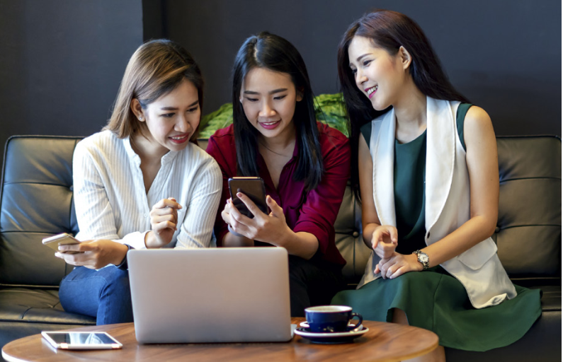 Women and e-commerce in South East Asia