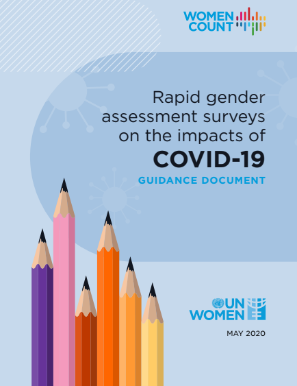 Guidance: Rapid gender assessment surveys on the impacts of COVID-19
